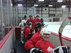 Hoses-hockey
