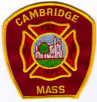 Camb fire