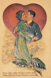 antique valentines fun and fanciful to collect