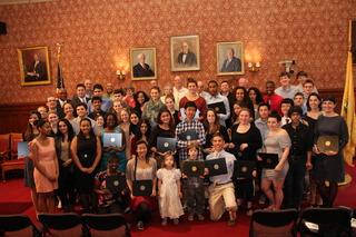 City_Scholarship_Group_Photo
